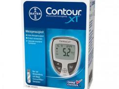 Test du Glucomètre Bayer Contour XT